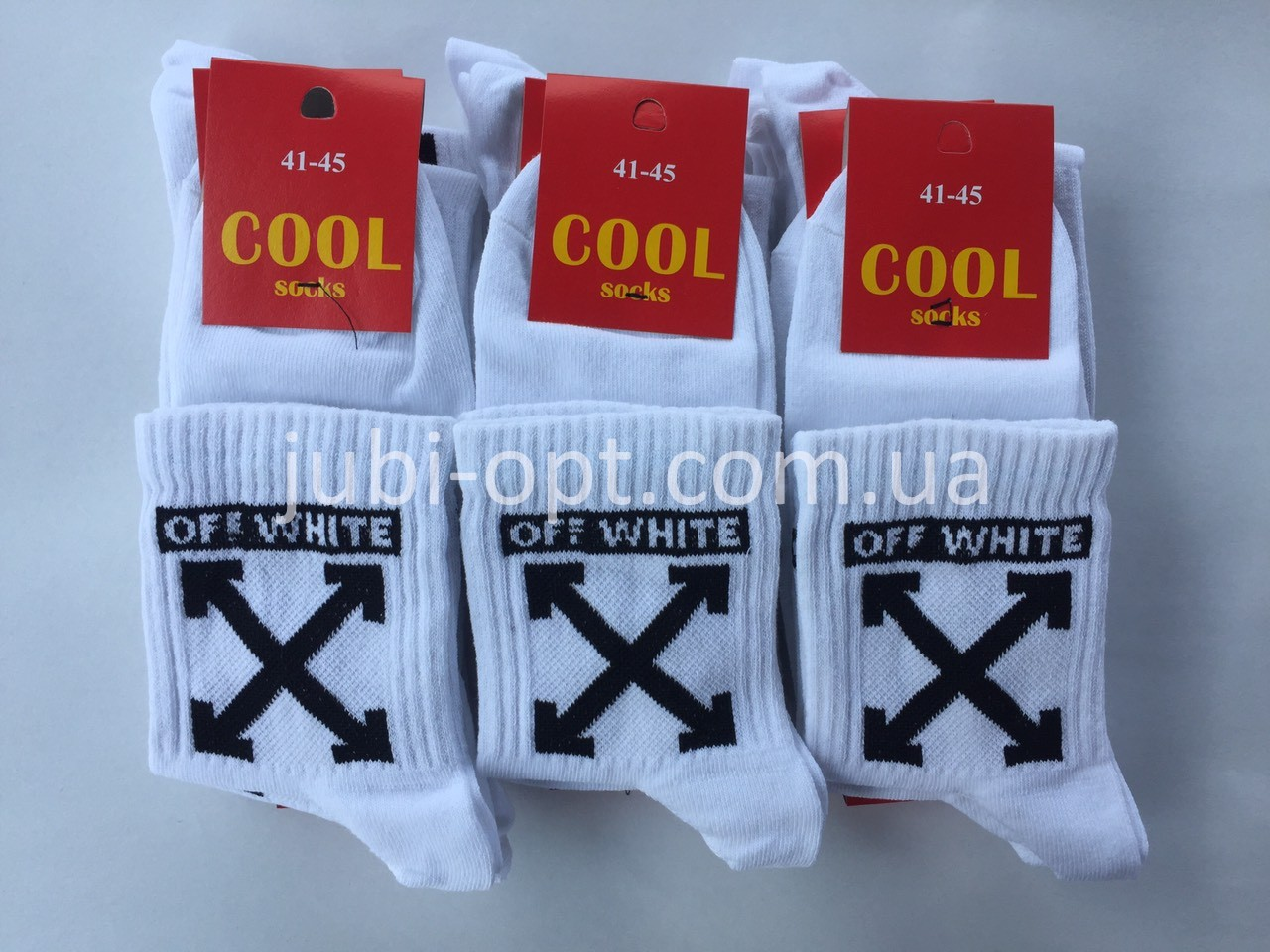 Cool socks 41-45 Off white